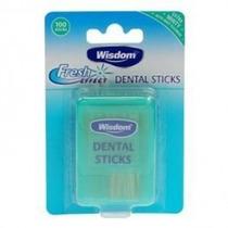 Dental Stick - Sabedoria - Sticks Tooth Picks Hálito Fresco