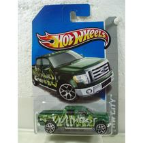 Carros Básicos N S 4982 - 2009 Ford F-150 - Hot Wheels - Mat