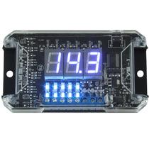 Sequenciador E Voltimetro Expert Som Automotivo Digital Vs1