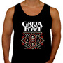 Camiseta Regata Greta Van Fleet Ref=584 Original