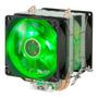 Cooler Universal C/led P/processador Intel/amd Fan Duplo9100 Original