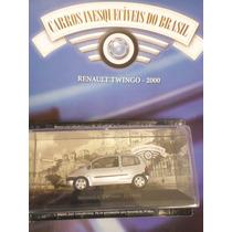 Carros Inesqueciveis Do Brasil Ed76 Renault Twingo (2000)
