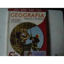 Livro Geografia Espaço E Vivencia Levon Boligian - 7.ano