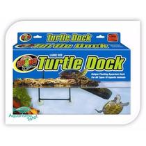 Zoomed Turtle Dock Deck Para Tartaguras Aquaterrário Grande