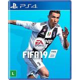 Jogo Fifa 19 Playstation 4 Ps4 - Mídia Fisica Lacrado.