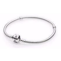 Pulseira Bracelete Pandora Prata