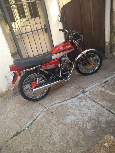 HONDA ML 125 200CC