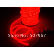 Mangueira Luminosa Led Neon Flex Vermelho