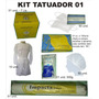 Kit Tatuadores - Material Descartavel Procedimentos
