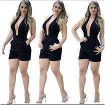f5caca1d5 Busca Macaquinho curto com os melhores preços do Brasil - CompraMais ...