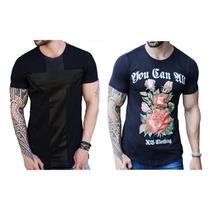 a4883bb4f31a3 Busca Camiseta longline com os melhores preços do Brasil ...