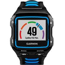 Relógio Com Gps Garmin Forerunner 920xt + Hrm Preto/azul