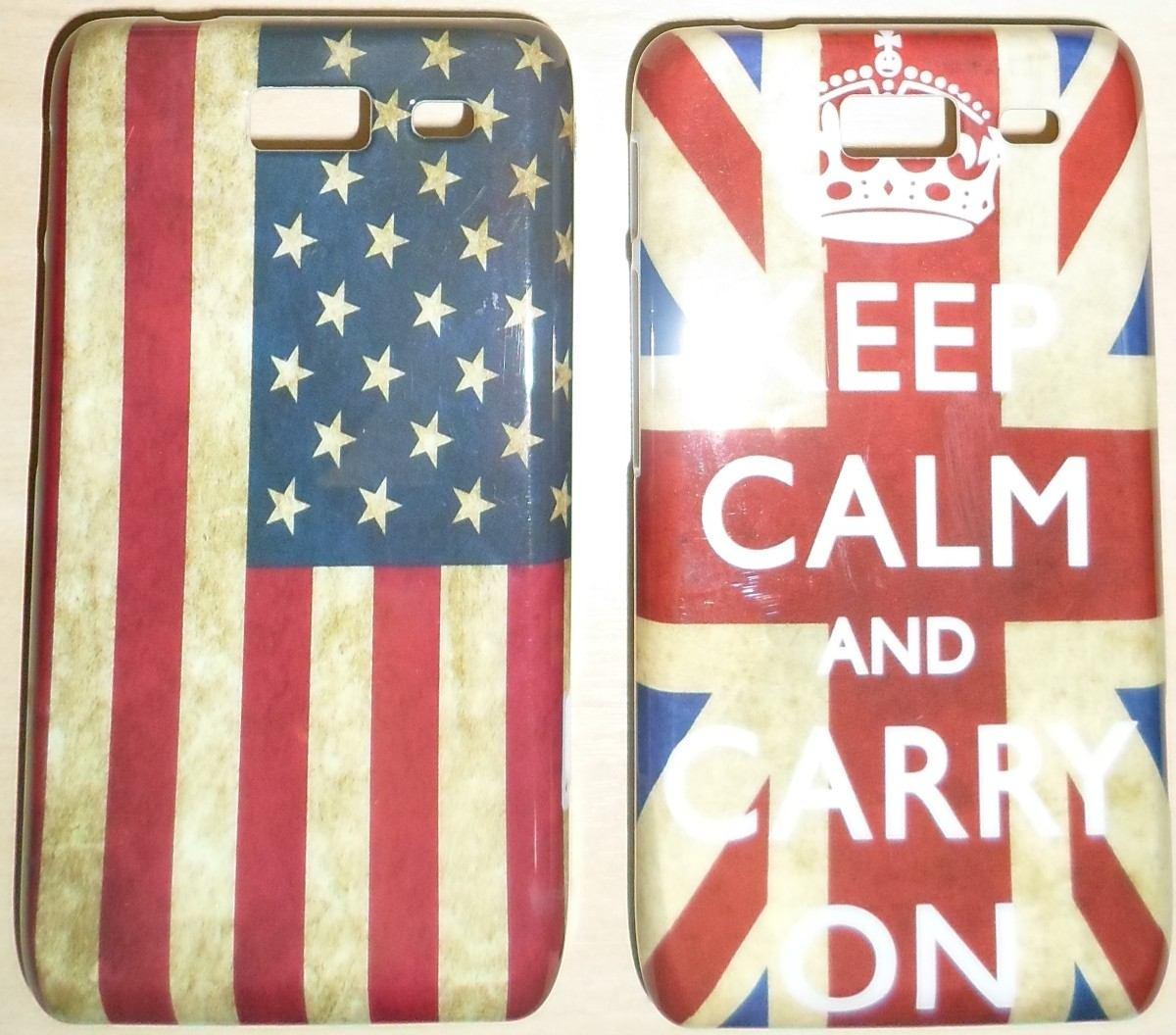 Capa Case Razr Xt918 D1 Reino Unido/ Eua
