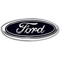 Emblema Ford Preto Escort, Corcel, Belina, Del Rey E Pampa.