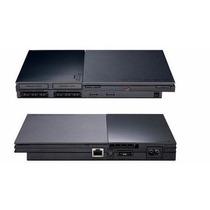 Console Playstation Sony Slim 2 Spch 90010 - Novo