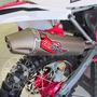Escape Escapamento+curva Bomber Belparts Honda Crf 250-l