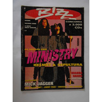 Bizz: Ministry Nº95 Março/1993