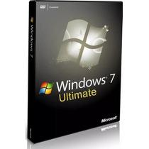Windows 7 Ultimate 32/64 Bits Original Serial Chave Key
