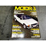 Revista Motor 3 Maio 1985 Escort Xr3 Conversível Passat Gts