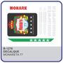 Decalque Monareta 77