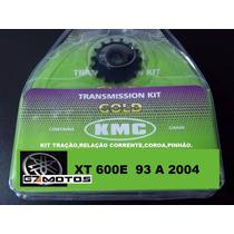 Kit Tração Xt 600 Relação Xt 600 Com Retentor Aço 1045