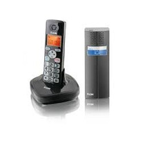 Porteiro Eletronico Interfone + Telefone Sem Fio Elgin Bina