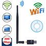 300mbps Usb Wifi Adaptador Wireless Dongle Rede Lan Cartão