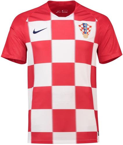 acf8388db7 ... Camisa Seleção Da Croácia - Uniforme 1 - 2018 - Frete Grátis  54dbeb683832da ...