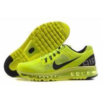 Tenis Nike Air Max 2013 Feminino 100% Original Oportunidade