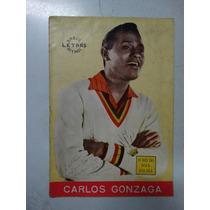 Brasil Letras E Ritmos! Carlos Gonzaga Maio 1959!