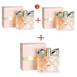 Perfume Feminino Avon Luck La Vie Kit Com 3 Unds 50ml Cada