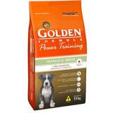 Ração Golden Power Training Cães Filhotes 15kg