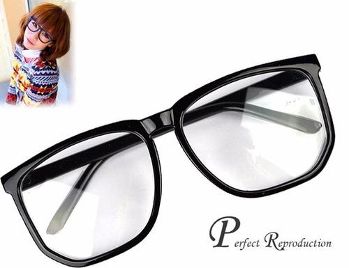 221c80531 Armação Óculos De Grau Quadrado Grande Masculino Feminino Sa à venda ...
