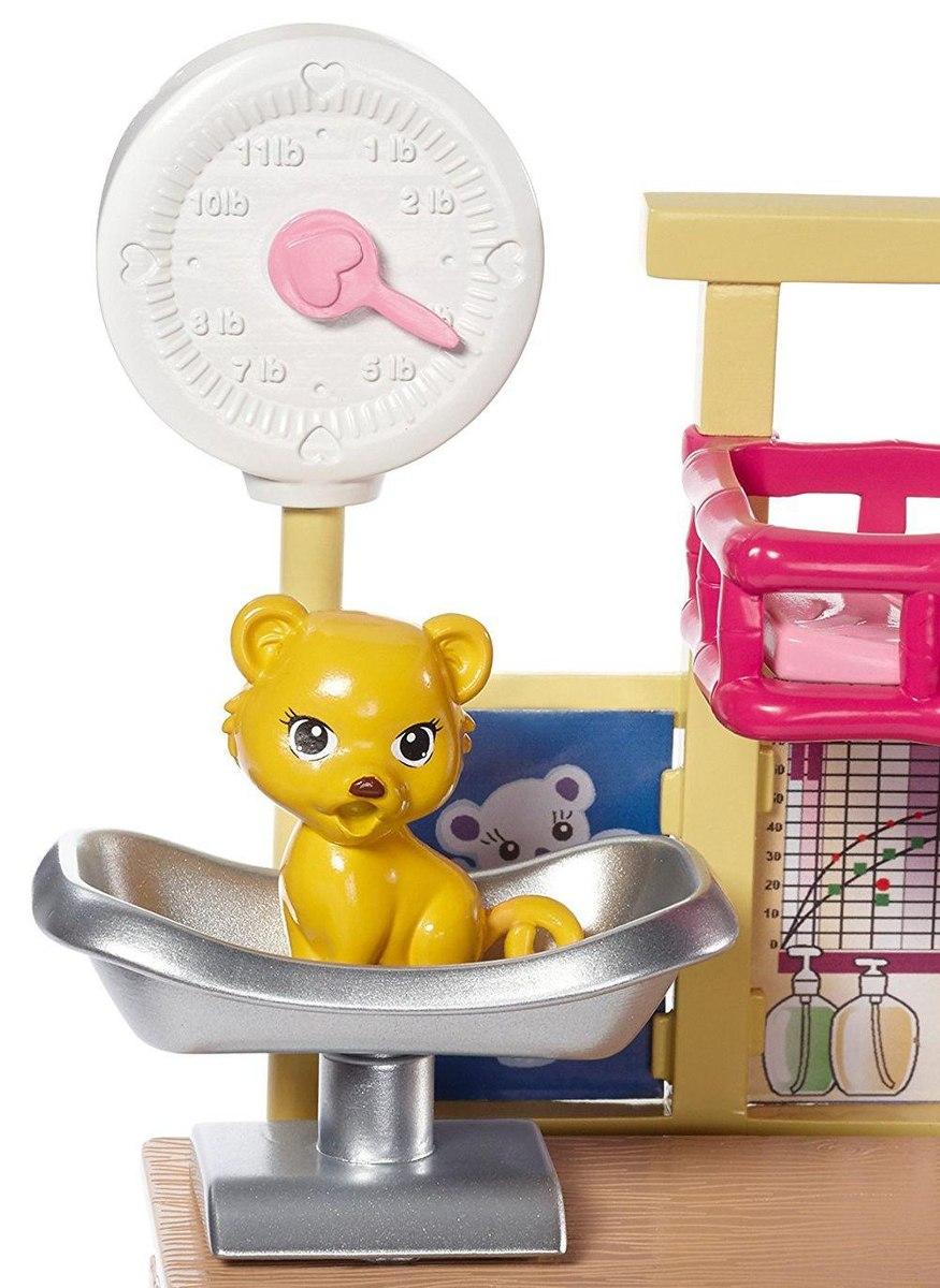 Boneca barbie veterin ria zool gico da barbie mattel r for Mobilia zoo