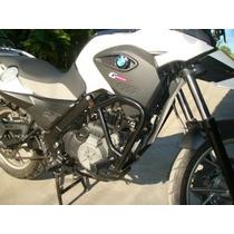 Protetor Motor E Carenagem Bmw Gs 650 Com Pedal Chapam 12416