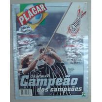 Revista Placar Corinthians Campeão Dos Campeões (36465-cx3)