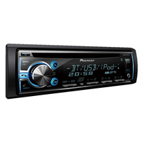 Toca Cd Player Pioneer Deh-x6780bt Mixtrax/bluetooth 2015