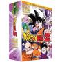 Box Pack Dragon Ball Z - Vol. 3 - 04 Dvds - Original - Novo
