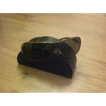 Óculos Prada Tartaruga Usado Original Spr10d Ray Ban Aviador