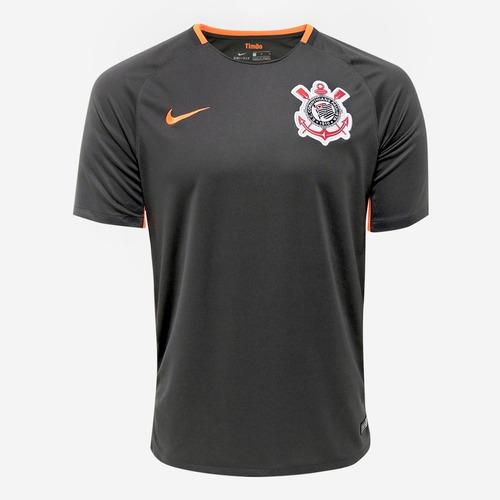 ab5f1bc63bcdd Camisa Santos Original Kappa 2017  18 Uniforme I Novo. São Paulo. R  249. 0  vendidos. Camisa Corinthians Nike Ill Oficial 2018 Pronta Entrega