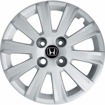 Calota Honda Civic 15 C/ Logan, Serve P/ Gm,fiat E Vw