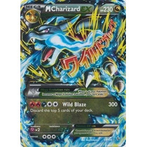 Pokemon Mega Charizard Ex