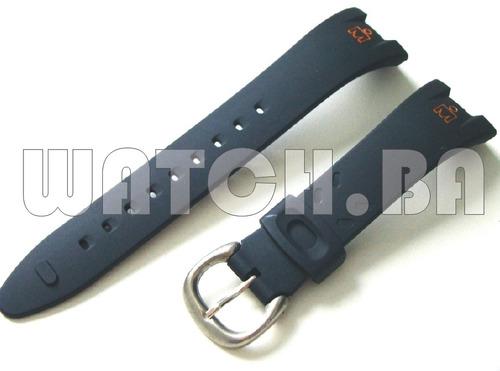9d1bb887850 Pulseira Timex T53151 - Borracha - Preta - Nova!! R 29.99 lzY94 ...