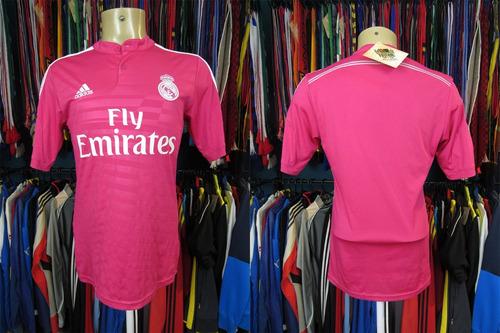 Real Madrid 2014 Camisa Reserva Tamanho P 937127b72cbf4