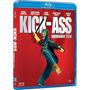Blu-ray Kick Ass - Quebrando Tudo - Novo E Lacrado