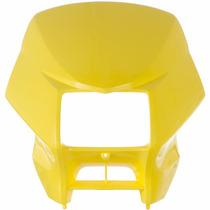 Carenagem Farol Modelo Original P/ Bros 150 Ano 2008 Amarelo
