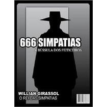 666 Simpatias A Bússula Dos Feiticeiros - Willian Girassol