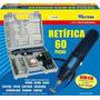 Micro Retifica C/ Bateria Lixadeira Furadeira Politriz