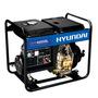 Gerador De Energia A Diesel Hyundai Dhy4000l - 4 Kva - P Man