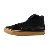 Tênis Mad Rats Hi Top Preto E Crepe - Loja Willian Radical